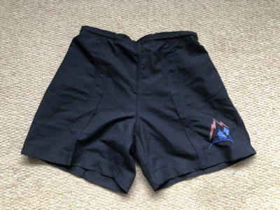 Training shorts (front)