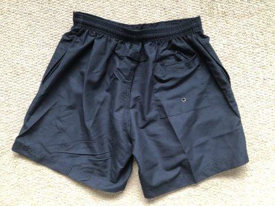 Training shorts (rear)